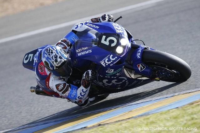 MotoGP   鈴鹿8耐優勝経験を持つTSRがル・マン24時間耐久レース初挑戦で3位表彰台獲得