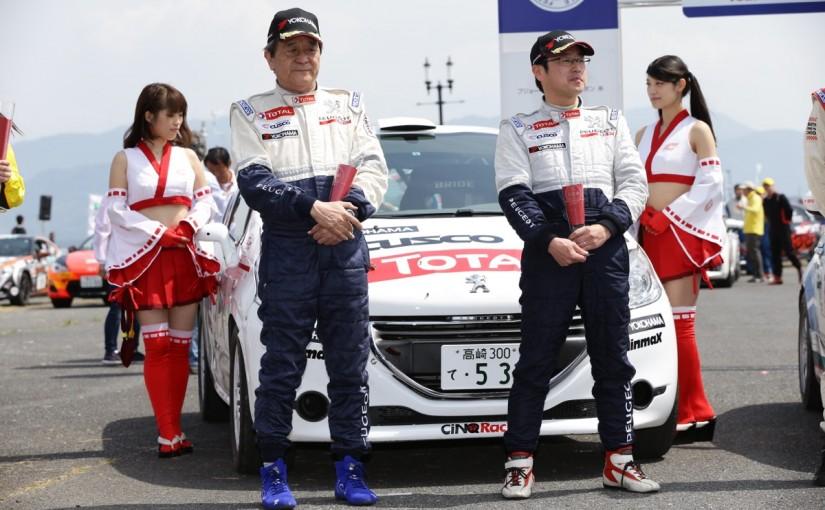ラリー/WRC | 国内初登場のプジョー208 R2、デビュー戦のJRC開幕戦で2位表彰台を獲得