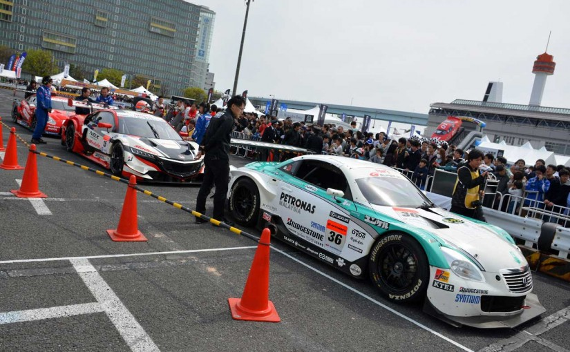 国内レース他   今年もお台場が舞台。モータースポーツジャパン フェスティバルは今週末開催