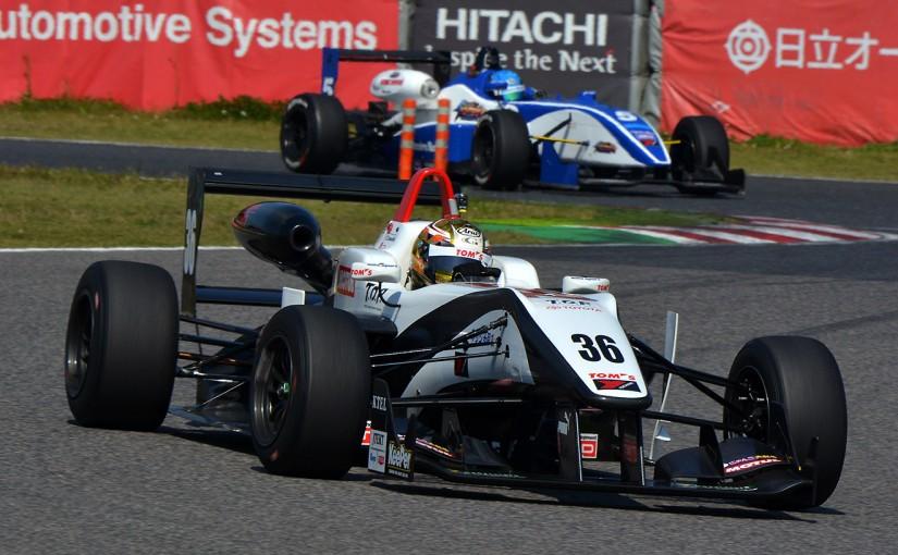 国内レース他 | 全日本F3鈴鹿テスト:山下が午前、午後ともトップタイムをマーク