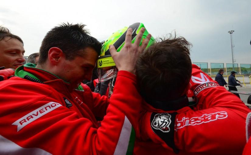 F1 | ミック・シューマッハー、イタリアF4開幕戦で連勝