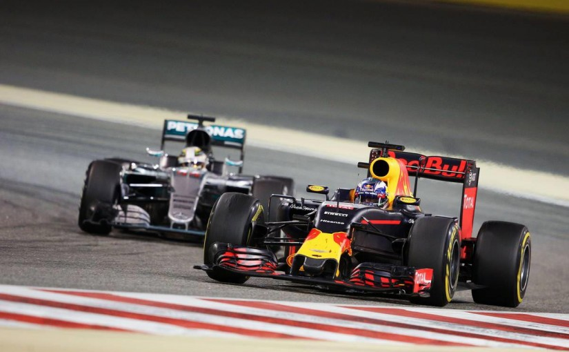 F1 | サインツJr.「レッドブルは中低速でメルセデスよりも速い」