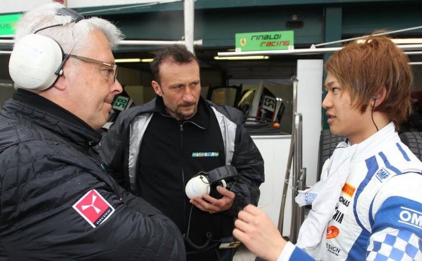 海外レース他 | 佐藤万璃音、イタリアFIA-F4開幕戦は雨で苦戦「トップと変わらないハイペース。結果を残せず残念」