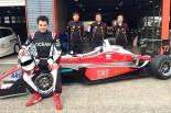国内レース他 | 台湾のイケメン俳優、ロイ・チウがもてぎでF3をテスト。「日本のレースに出たい!」