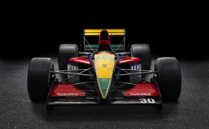 F1 | 富士MFFにF1速報とR'onが合同出展。ヴェンチュリーLC92展示や森脇氏トークショー開催