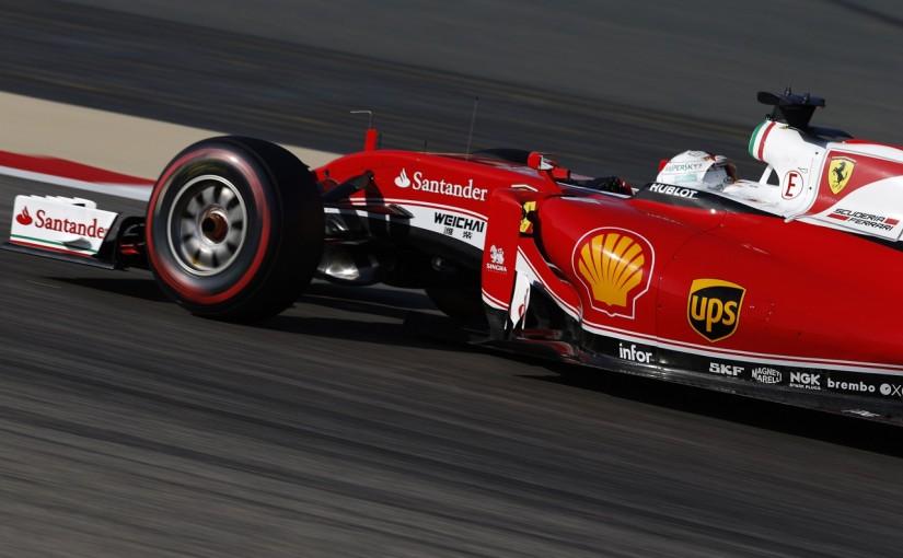 F1 | 1基失ったベッテル「パニックになる必要はない」