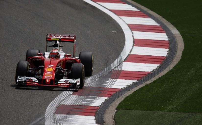 F1 | ライコネン「強いのはスーパーソフトの時だけ。残りのタイヤは厳しい」:フェラーリ 中国GP金曜