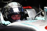 F1 | 二度の赤旗中断も、好調ロズベルグがトップタイム。アロンソも無事に出場