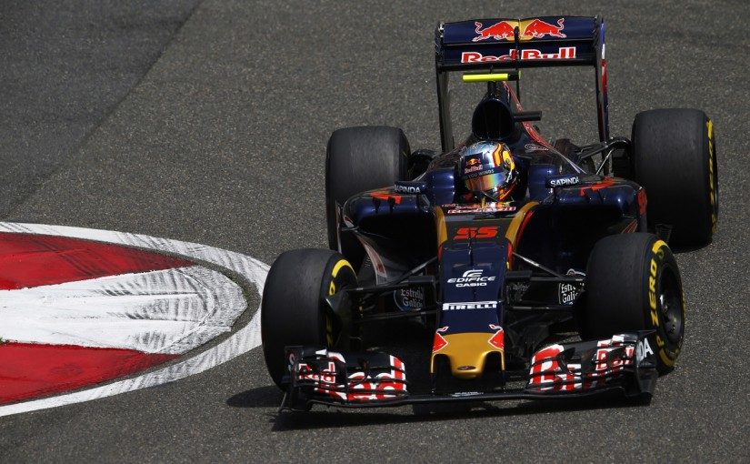 F1   「いずれホンダやルノーに追い越される」:トロロッソ 中国GP金曜