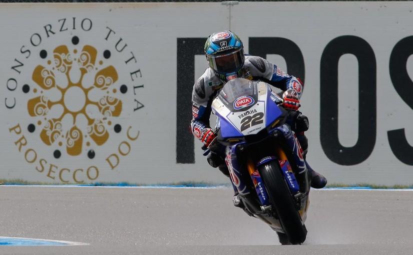 MotoGP   SBK第4戦アッセン初日:アレックス・ロウズがトップタイム