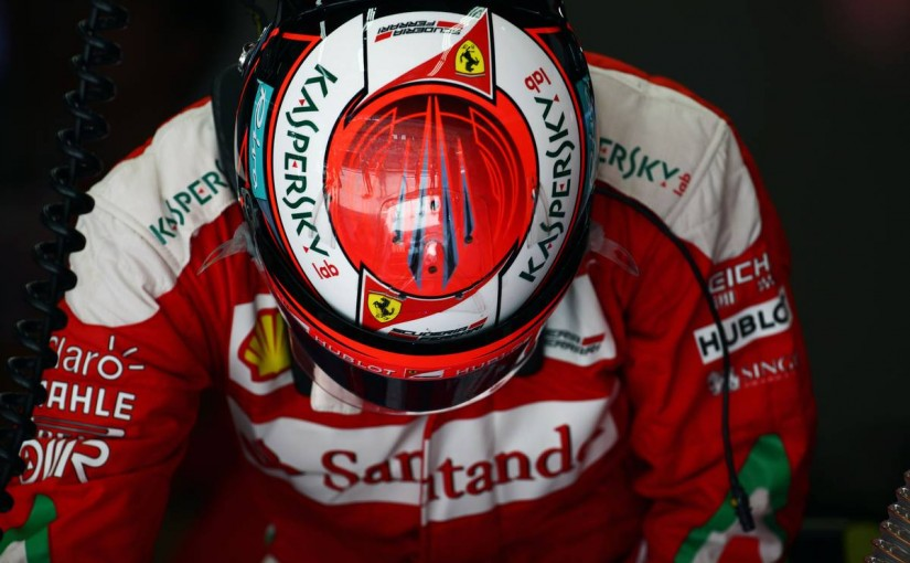 F1 | 今宮純の金曜インプレッション:ライコネン「勝ちパターン」の予感だが、気がかりな天候変化
