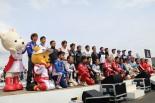 国内レース他 | モータースポーツジャパン2016開幕、九州熊本地震の募金箱も設置