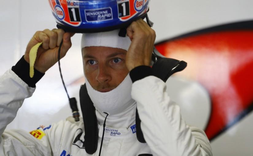F1 | バトン「2014年以来のQ3と思っていた。でも次のチャンスはすぐ来る」:マクラーレン・ホンダ 中国GP土曜