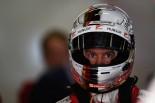 F1 | ウエットのフリー走行3回目はベッテル首位。メルセデス、マクラーレンらはタイム計測せず