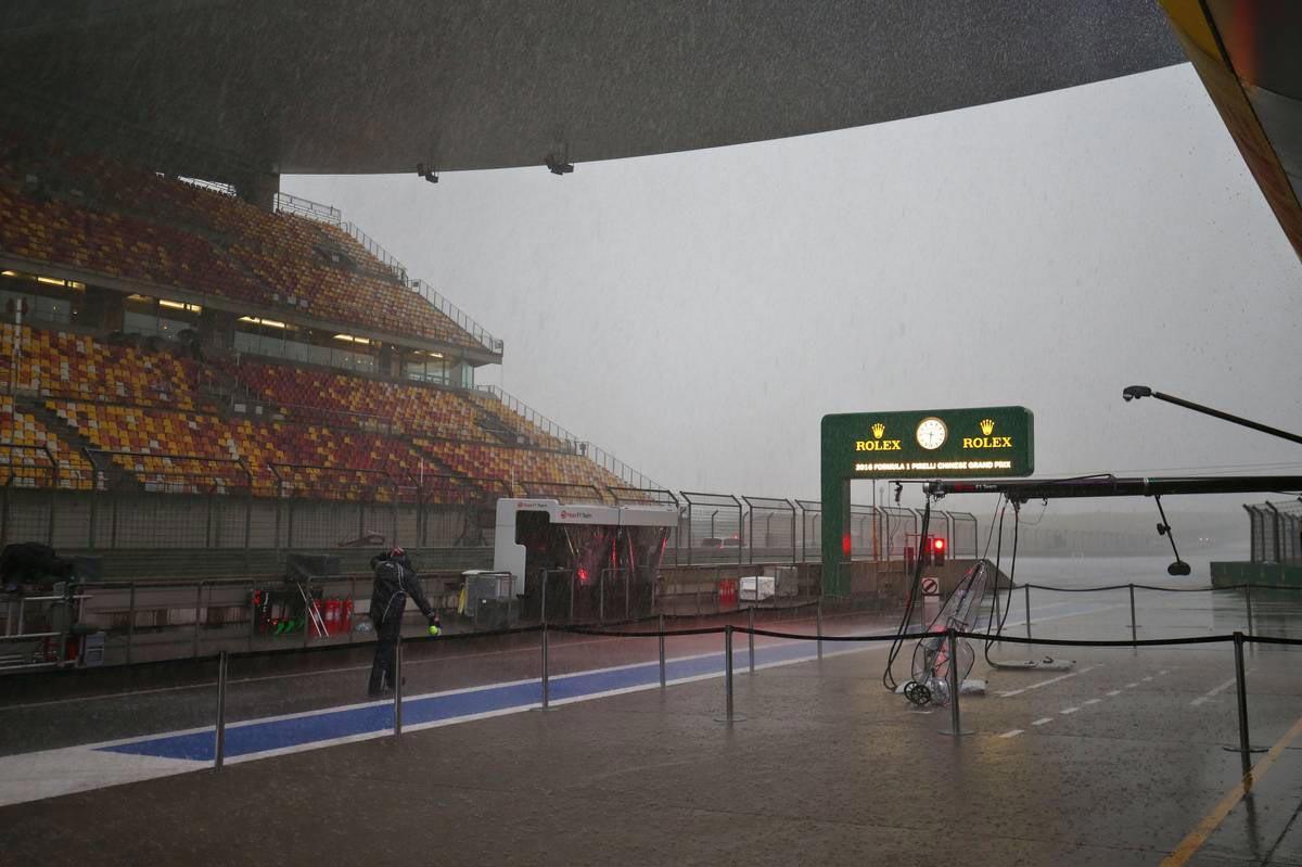 2016年F1第3戦中国GP