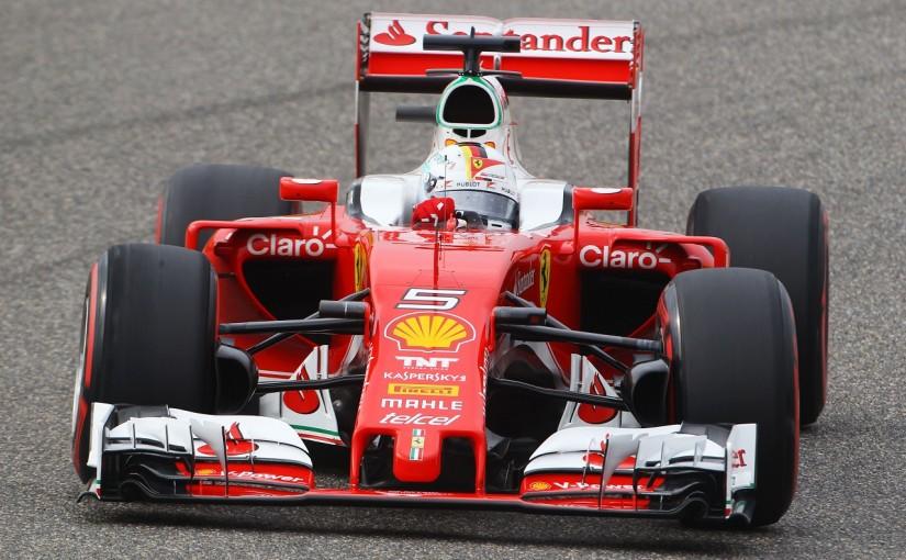 F1 | ベッテル「ギャンブルをしたが…。今日の僕はトップ3にふさわしくない」:フェラーリ 中国GP土曜