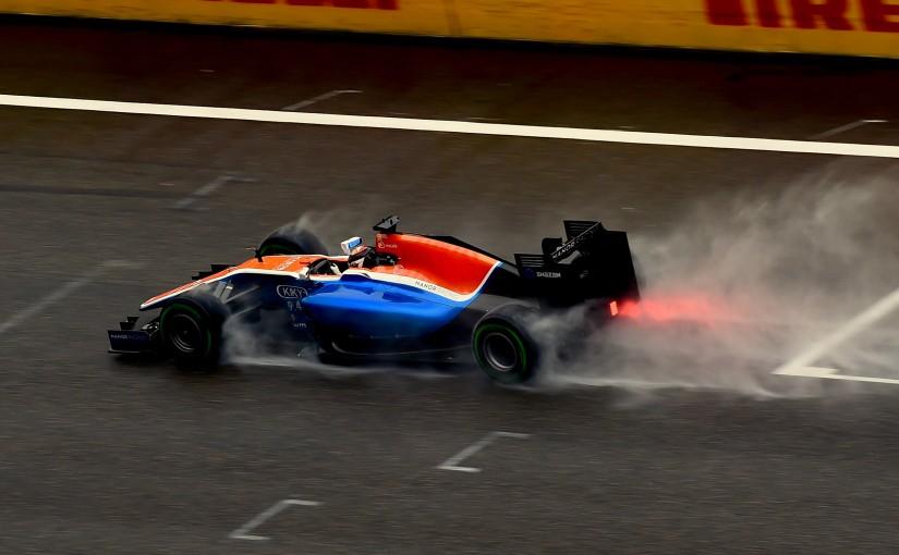 F1 | 予選Q1速報:ウェーレインの事故で赤旗、ハミルトンが脱落する大番狂わせ