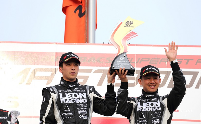 スーパーGT | LEON RACING、参戦4年目で悲願のスーパーGT初優勝