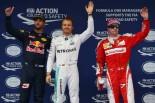 F1 | 3連勝への最短距離に立ったロズベルグ、王者ハミルトンは最後方と明暗が分かれる