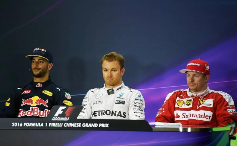 F1 | F1第3戦中国GP 予選トップ10ドライバーコメント