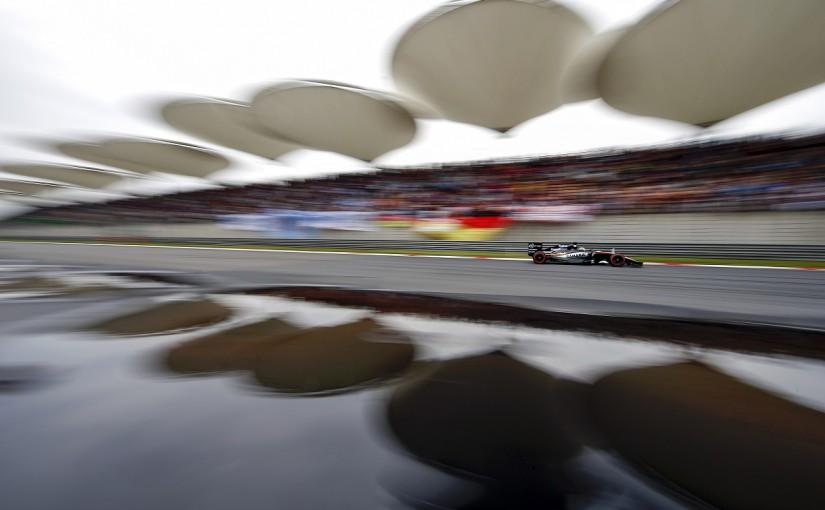 F1   ヒュルケンベルグ「なぜホイールが脱落したかさっぱり分からない」:Fインディア 中国GP土曜