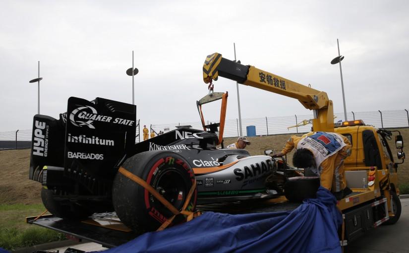 F1 | ヒュルケンベルグ「危険なリリース」で3グリッド降格のペナルティ