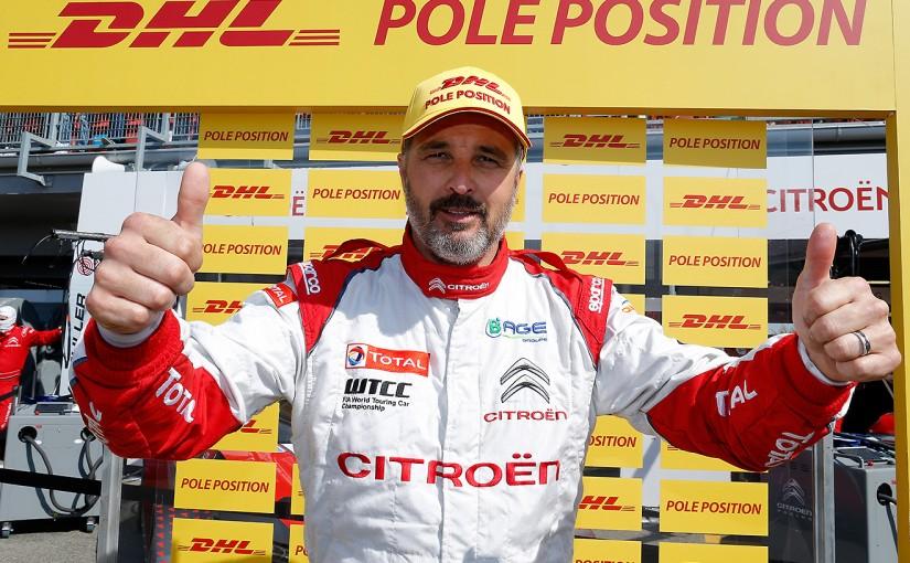 海外レース他   WTCCスロバキア:ミューラーPP獲得。MAC3では0.000秒同着のミラクル