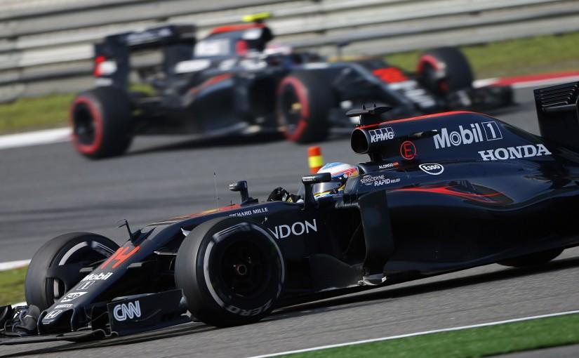F1 | アロンソ「辛いレース。何より速さがなかった。あと0.5秒必要」:マクラーレン・ホンダ 中国GP日曜