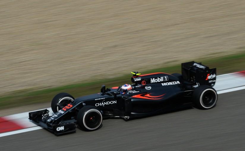 F1 | マクラーレン「ポジティブな要素もあった。ホンダの成果とバトンの3番手タイム」/中国GP日曜