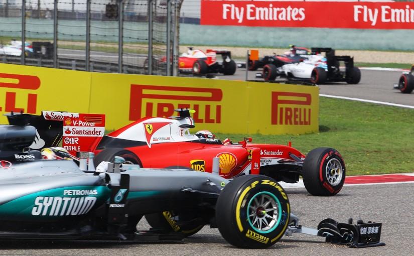 F1 | ハミルトン「車のダメージがひどく、ベッドの上にいるみたいだった」:メルセデス 中国GP日曜