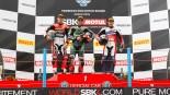 MotoGP | SBK第4戦オランダ 決勝レース1:ジョナサン・レイが優勝。ヘイデンがSBK初表彰台を獲得