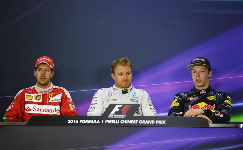 F1   「まるで魚雷だ!」憤慨するベッテルと反論するクビアト、口論の一部始終