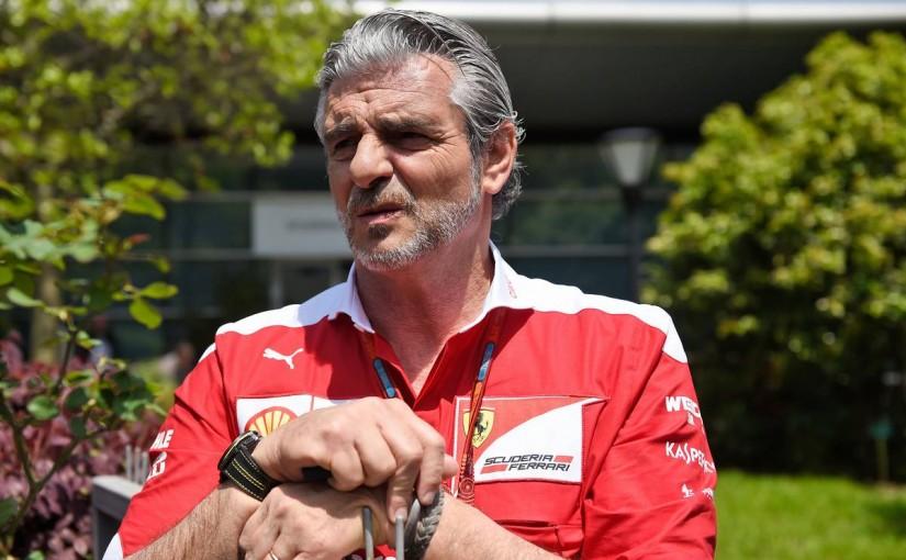 F1 | フェラーリ代表アリバベーネ、ベッテルの怒りに理解を示すも「名指しで批判はしない」