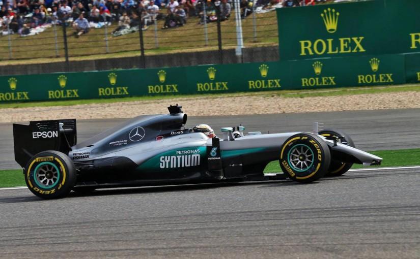 F1 | ピレリ、多岐に渡った中国GPのタイヤ戦略。ハミルトンは、5ストップ戦略で7位