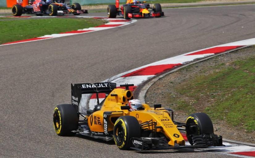 F1 | 「パニックになんてなっていない」:ルノー 中国GP日曜