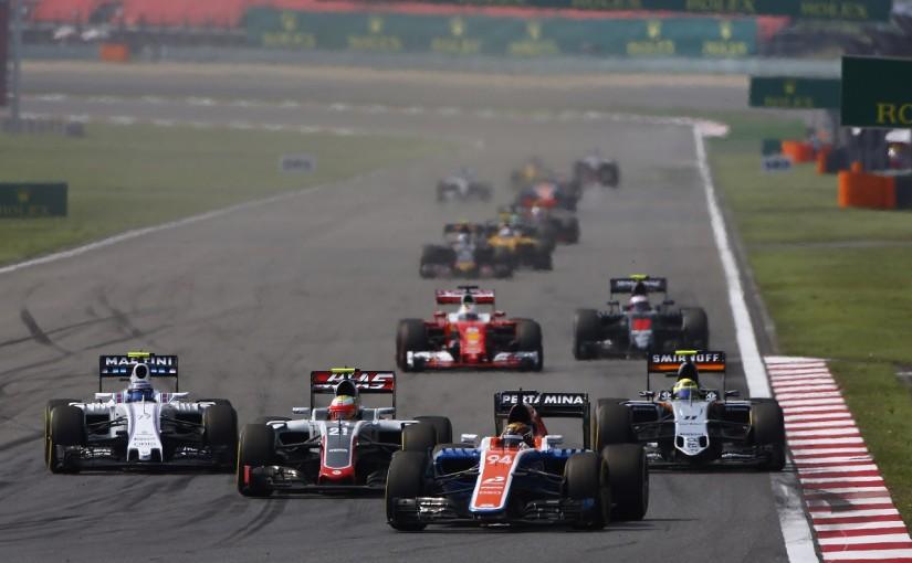 F1 | 「一時は4位を走行。ルノー、ザウバー、ハースに実力で勝った」:マノー 中国GP日曜