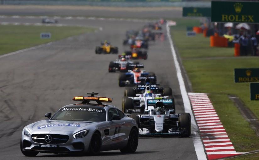 F1 | 「ヒュルケンベルグの低速走行は本当に危険だった」:トロロッソ 中国GP日曜