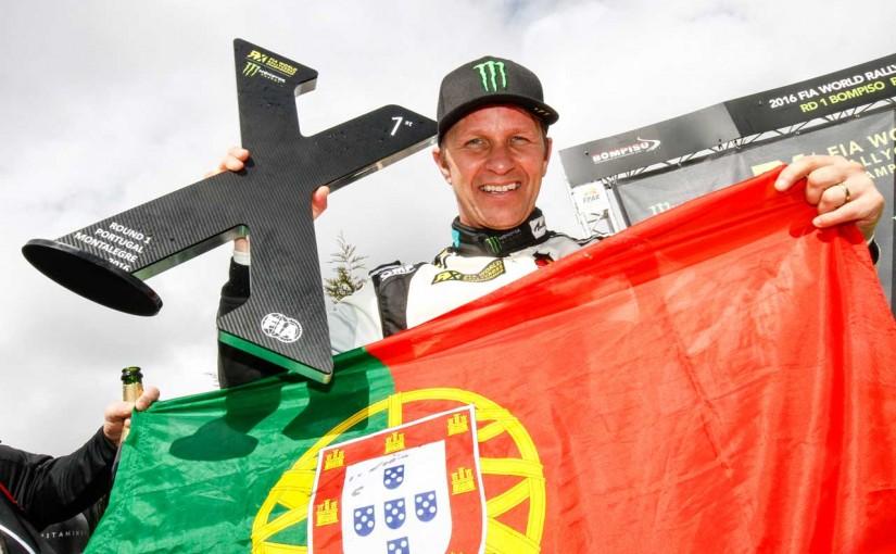 ラリー/WRC   世界ラリークロス第1戦:ソルベルグが3連覇へ向け好スタート。ローブは5位で初戦終える