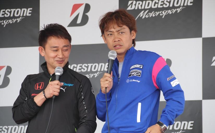 スーパーGT   道上、脇阪両監督がドライバー時代との違い、監督としての理想像を語る