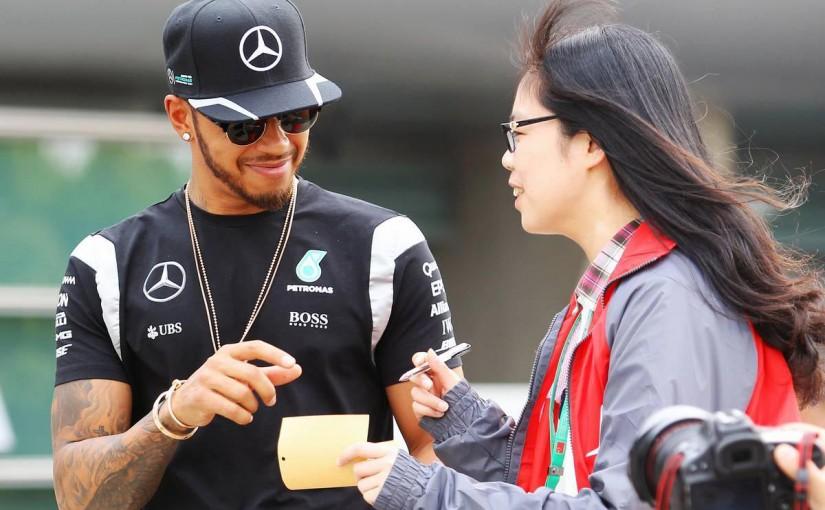 F1 | ハミルトン「誰よりもF1のプロモーションに貢献している」