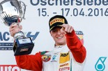 F1   ミック・シューマッハー、イタリアに続きドイツF4開幕戦でも優勝