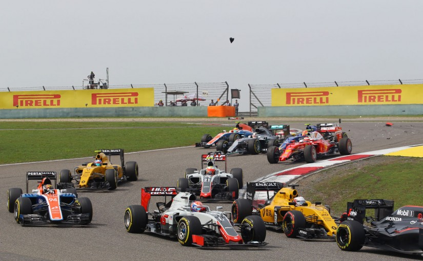F1 | 大荒れグロージャン、エリクソンを罵る。今季初ノーポイントに動揺
