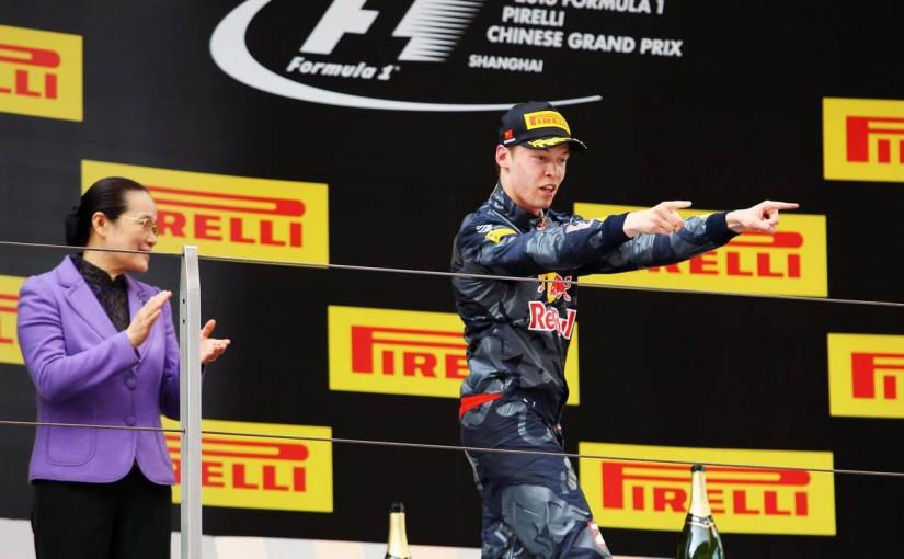 F1 | 今宮純による中国GP ドライバー採点&短評