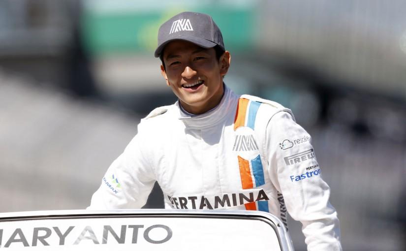 F1 | ハリアントの参戦資金が不足。インドネシアがクラウドファンディングで調達へ