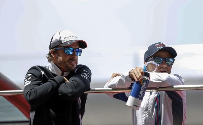 """F1   アロンソ、""""引退勧告""""にキレた理由を語る。マッサ仲介でハーバートとは和解か"""