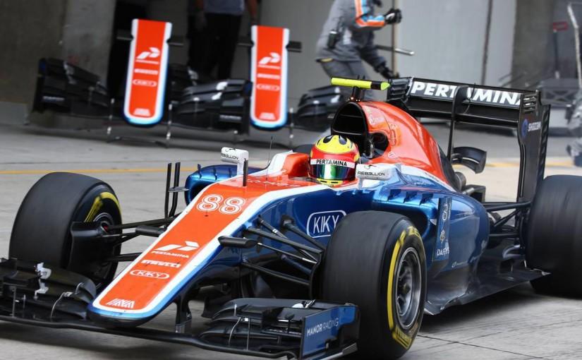 F1 | マルシャ、商標権使用侵害でマノーを告訴