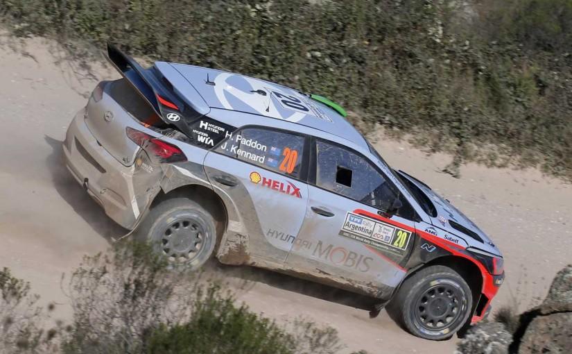 ラリー/WRC | 【タイム結果】WRC第4戦アルゼンチン SS10~15後 暫定結果