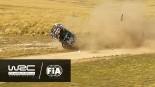 ラリー/WRC | 【動画】ラリー・アルゼンチン、ラトバラが激しくクラッシュ