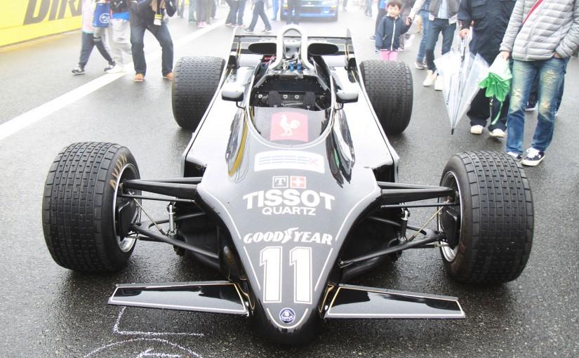 F1 | 幻のF1マシン「ロータス88」を、ゲイリー・アンダーソンが評価