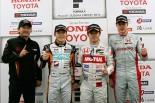 スーパーフォーミュラ | ポール・トゥ・ウィンの山本「1レース制の大会でようやく初優勝できて嬉しい」